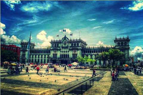 Find cheap flights to guatemala