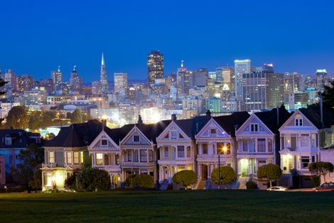 Flights To San-Francisco
