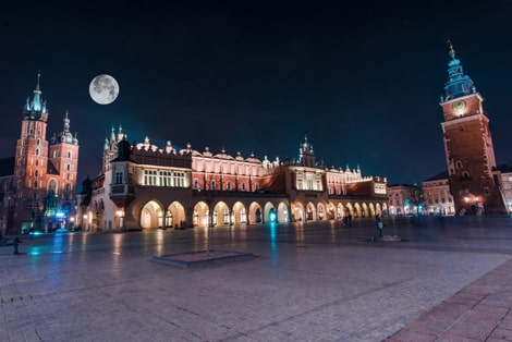 Flights To Krakow