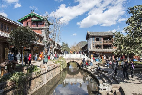 Flights To Lijiang City